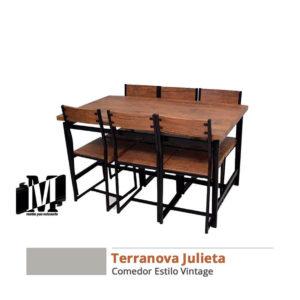 Mesa comedor para restaurante o bar muebles para for Muebles para restaurantes modernos