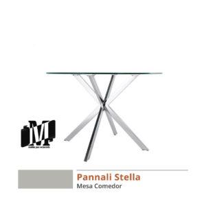 mesa comedor para restaurante o bar pannali stella