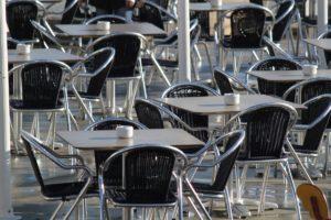 Mesas y Sillas modernas