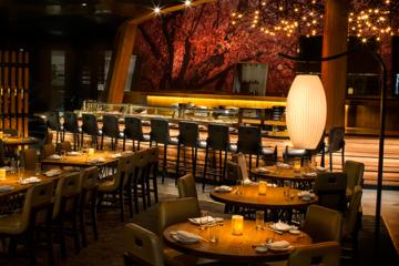muebles mesas, sillas y bancos para restaurante
