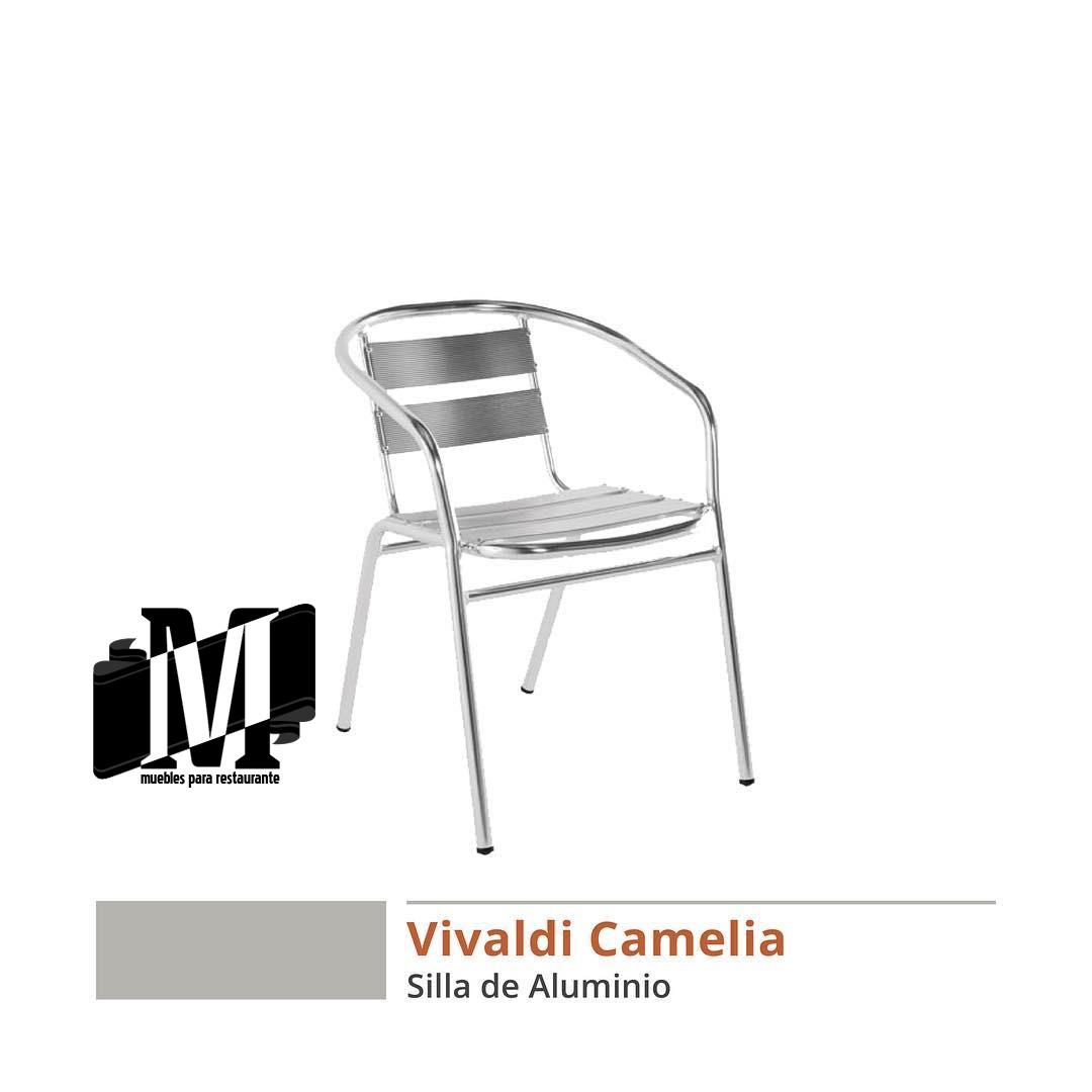 Sillas de aluminio para restaurantes muebles para for Silla 14 cafe resto mendoza mendoza