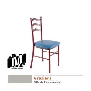 silla de restaurante graziani